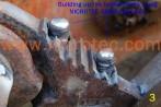 Reconstrucción del tornillo roto 2