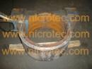 Pieza soldada con NIC 6200 H